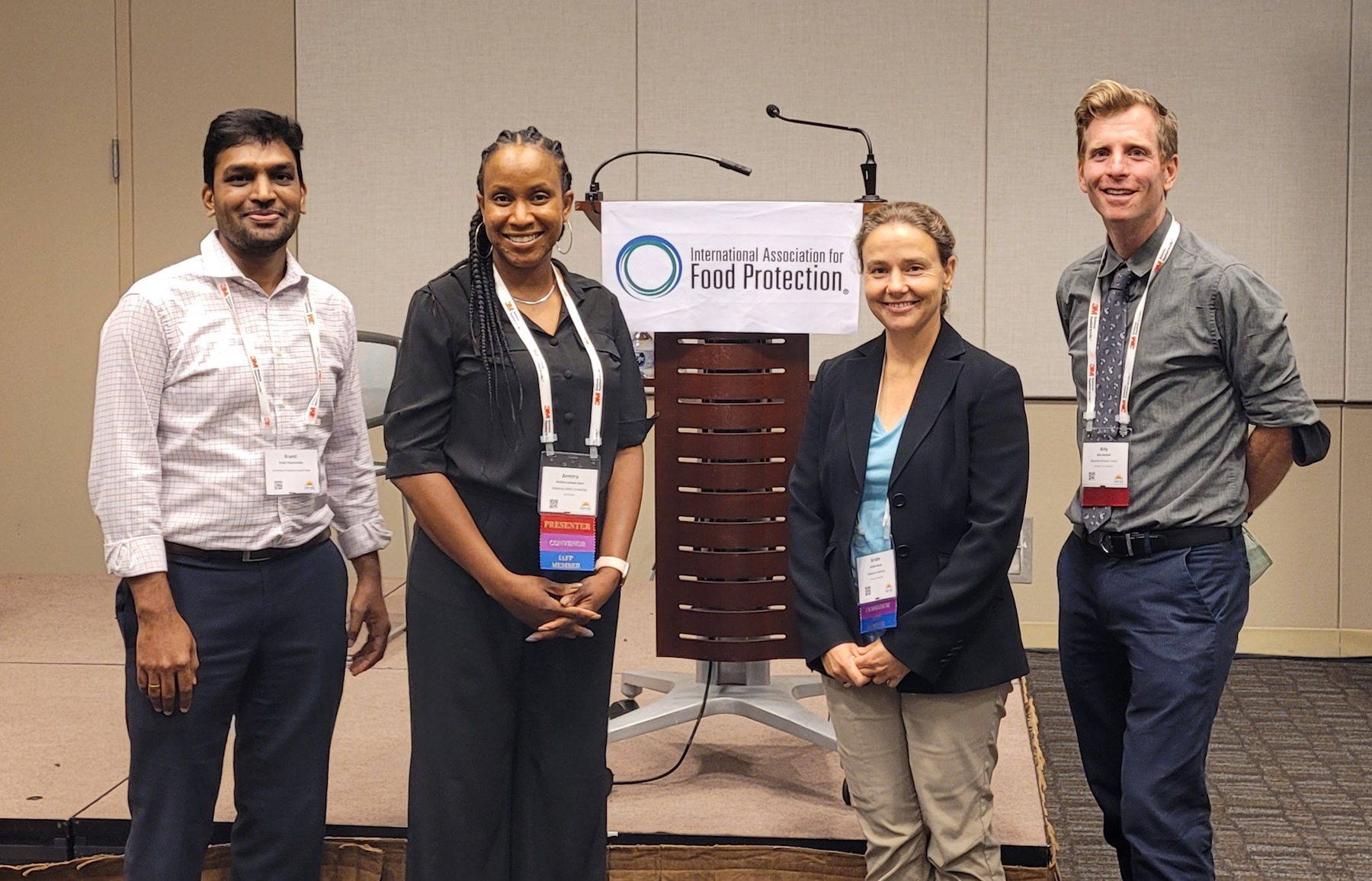 Food Safety Spotlight: Meaningful Collaboration at IAFP